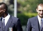 """Balotelli atbild uz Kjelīni kritiku: """"Man vismaz pietiek vīrišķības runāt aci pret aci"""""""
