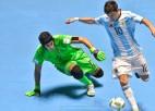 Lietuvā paredzēto telpu futbola Pasaules kausu pārceļ uz 2021. gada rudeni