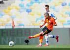 """Ukrainas klasikā līdere """"Shakhtar"""" ātri atspēlējas un pieveic """"Dynamo"""""""