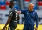 """Bundeslīgas 7. vietas īpašniece """"Hoffenheim"""" atlaiž galveno treneri"""