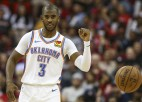 Virkne NBA basketbolistu šaubās par sezonas atsākšanu, līga negrasās sodīt nespēlējošos