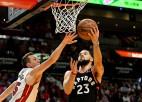 """Freds van Vlīts: """"NBA izvēlējusies briesmīgu laiku sezonas atsākšanai"""""""