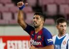Svaress vienojas ar ''Juventus'' un cer atstāt Barselonu