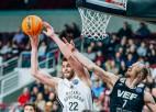 Čempionu līgas grupu turnīrs sāksies Rīgā un Stambulā, VEF pretinieci vēl nezina