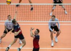 Latvijas volejbola izlase turpina gatavoties 14 spēlētāju sastāvā