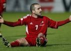 Andoras futbolists neuzskata Latviju par grupas favorīti