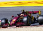 """Laikraksts: """"Vēl viens apkaunojums """"Ferrari"""" komandai"""""""