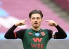 Grīlišs paliek ''Aston Villa'', Miliks tuvojas ''AS Roma''