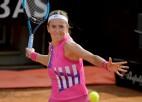 """Azarenka četras dienas pēc """"US Open"""" fināla Romā uzvar Venusu Viljamsu"""