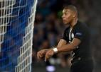 PSG katrā puslaikā gūst divus vārtus un sagrauj ''Dijon''