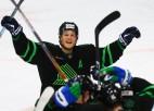 Divās spēlēs septiņus punktus guvušais Sošņikovs - KHL nedēļas uzbrucējs