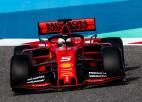 """""""Ferrari"""" gatavo pilnībā jaunu dzinēju nākamajai F1 sezonai"""