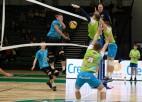 Uz Daugavpili šajā nedēļas nogalē brauks Jēkabpils un Jūrmalas volejbolisti