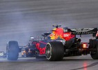 Verstapens dominē treniņos, Hamiltons sašutis par Turcijas trasi