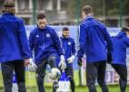 LFF netiek pie izņēmuma statusa, U21 futbolistiem Latvijā noteikta pašizolācija
