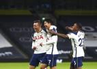 """""""Tottenham"""" ar izcilu aizsardzību gūst uzvaru pār Mančestras """"City"""""""