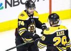 """""""Bruins"""" uzbrucējs Debrasks noslēdz 7,35 miljonu līgumu"""