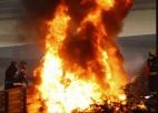 F1 pilotam Grožānam šausminoša avārija ar laimīgām beigām