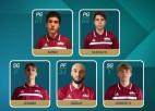 """Latvijas e-basketbola izlase """"FIBA Open"""" turnīrā ceturtdaļfinālā zaudē Turcijai"""