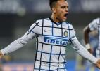 ''Milan'' aizraujošā spēlē galotnē izrauj uzvaru pār ''Lazio'' un atgriežas līderos