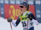 """Teicami sākusī Eiduka turpinās """"Tour de ski"""", Vīgants devies mājup"""