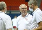 Latvijas izlases treneris Kēls izvirzīts gada trenera balvai Igaunijā