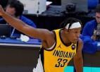 NBA labākajam metienu bloķētājam Tērneram konstatēts neliels kaula ieplīsums