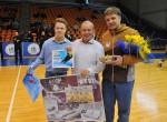 Foto: Ventspils sveic Puķīti un Prūsi ar panākumiem olimpiskajās spēlēs
