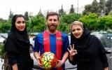 Foto: Mesi līdzinieks bauda uzmanību Irānā