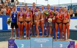Foto: Šmitam/Samoilovam U22 EČ zelts, Graudiņa/Kravčenoka tiek pie sudraba