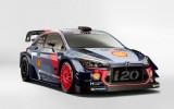 Foto: ''Hyundai'' rallija komanda prezentē jauno ''Hyundai i20 Coupe WRC'' auto