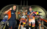 Foto: Jonass izcīna pirmo uzvaru pasaules motokrosa čempionātā
