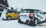"""Foto: Sportisti pirms """"Rally Alūksne"""" aizvada testus"""