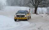 """Foto: """"Sarmas"""" ātrumposmus iekaro """"Audi Quattro"""" un citi vēsturiskie auto"""