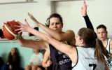 Foto: VEF RSSL izslēgšanas spēlēs uzvaras Imantas puišiem un 1. ģimnāzijas meitenēm