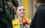 "Foto: Vicečempione ""Ķekava"" pirmo reizi pārspēj čempioni ""Rubeni"""