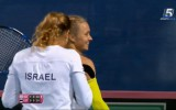 Video: Tenisiste nevar beigt smieties par igaunietes kļūdu