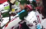 Video: Amizanti vārti ļauj zviedru komandai turpināt sezonu