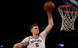 """Porziņģis par """"Knicks"""" sezonu: """"Ja visu dari viduvēji, nekur nevari būt izcils"""""""