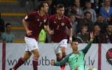 Portugāles treneris un futbolisti atzīst, ka līdz pirmajiem vārtiem spēle bija ļoti grūta