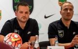 """""""Valmiera Glass/ViA"""" ar medaļām kabatā tēmē uz futbola Virslīgu un LBL"""
