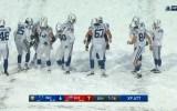 Video: Veterāns gūst vienu no sarežģītākajiem punktiem NFL vēsturē