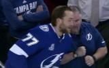 Video: Hedmans pirms spēles demonstrē īpašu rituālu