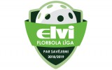 Tiešraide: <b>SK Pārgauja - Talsu TSS/Krauzers</b> <br>Elvi florbola līga
