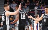 NBA sezona vidus punktā: snaiperis Bertāns un prognozes apgāzušais Kurucs