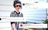 """Hokeja """"Twitter"""" čalas: LHF norāda uz tiesnešu aklumu"""