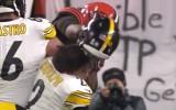 Video: Amerikāņu futbolā izceļas masveida kautiņš