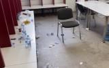 Video: Futbola miskaste: Sanmarīno klubs pēc zaudējuma Rīgā ģērbtuvi atstāj nesakoptu