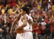 """Batleram atkal rekords, """"Bulls"""" un """"Warriors"""" izcīna otrās uzvaras"""