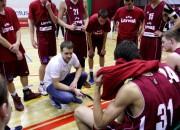 U18 basketbolisti atkārtoti pieveic Gruziju